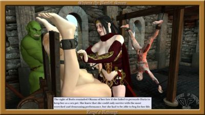 Oksana the Bandit Queen - Part Three - part 3