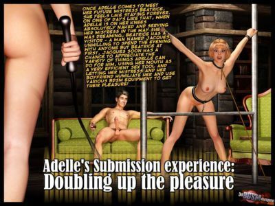 [3D BDSM Dungeon] Adelle\\\