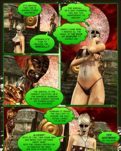 Dada The Jungle Babe - part 12
