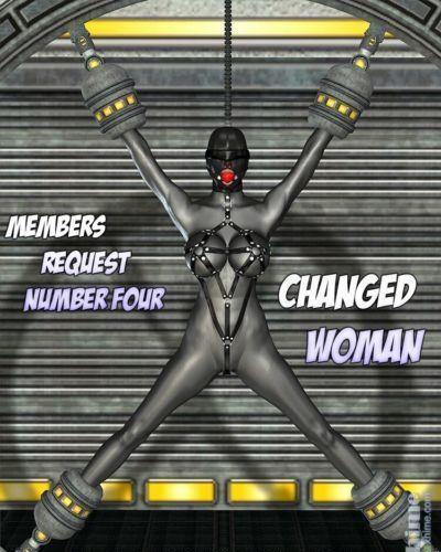 Changed Woman