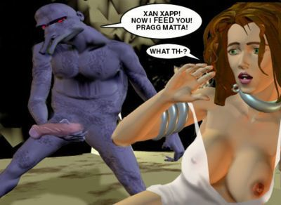 Mindy - Sex Slave On Mars c101-125 - part 5