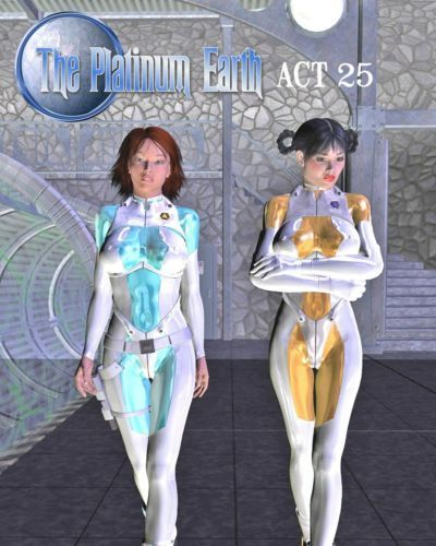 [3D] Platinum Earth 25-27