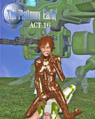 [3D] Platinum Earth 16-18
