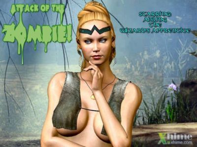 Attack Of The Zombie