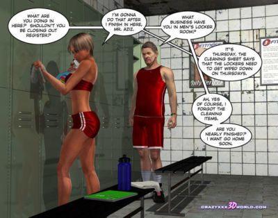 Gym (3D)
