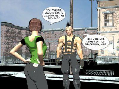 Hero Slutification (Ongoing)