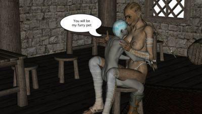 [Vger] The Sex Elf Quest - part 10