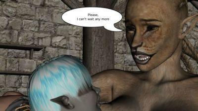 [Vger] The Sex Elf Quest - part 11