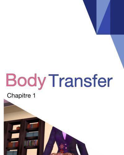 [SBPR] Body Transfer Vol.1 Ch.1 [English]