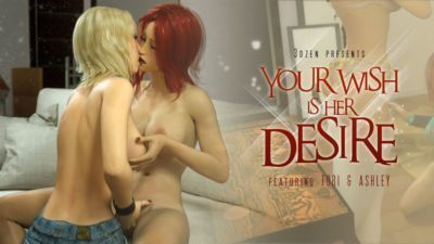 [3DZen] Your Wish Is Her Desire