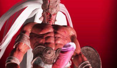 Tekken 3d comix