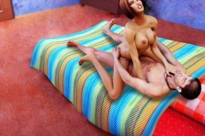[SexAndGlory] 13 Rooms - Sex Scenes - part 5