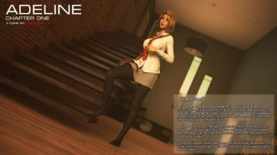 [Lfcfangts] Adeline