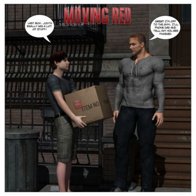 [Dubh3d] Moving Red Part 1