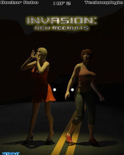 Invasion: New Recruits 1-2