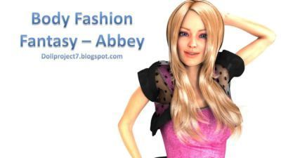 [Doll Project 7] Body Fashion Fantasy - Abbey