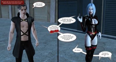 Omega Unit - Villains Origins: FallenStar - part 3
