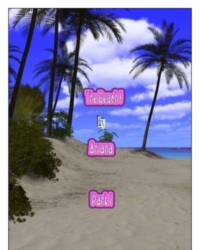 [Ariana] The Beach