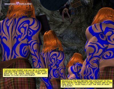 Crazyxxx3DWorld - Wonderland 1-3 - part 2