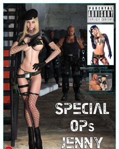 [Zzomp] Special Ops - Backstage - Jennifer Poussin