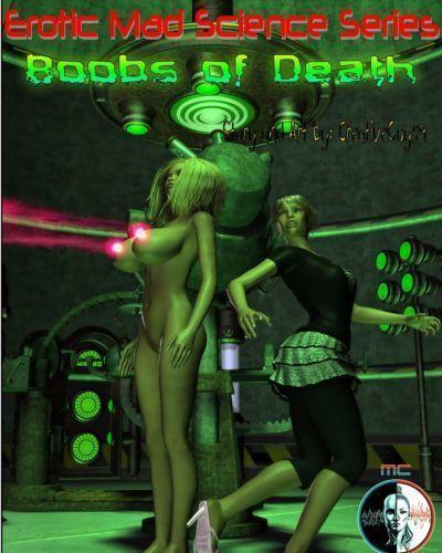 [CreativeGuy59] Boobs of Death 1-3