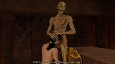 DarkSoul3D - Tomb Raider - The Death Mask of \\\