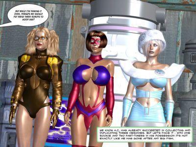 [MCtek-Dr.Robo] Grime City Stories - An Acquired Taste 1-26 - part 11