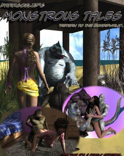 [DarkSoul3D] Monstrous Tales - Return To The Boardwalk