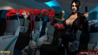 [3DXART] Z-Force