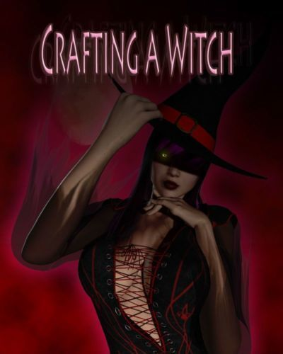 [Infinity Sign] Crafting a Witch