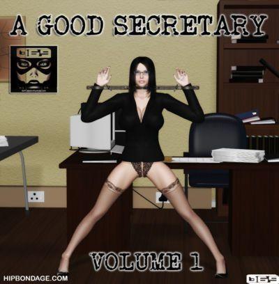 [B69] A Good Secretary
