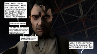 "Bioshock Infinite ""The end\"" Comic (update 6) (Lenaid) - part 2"