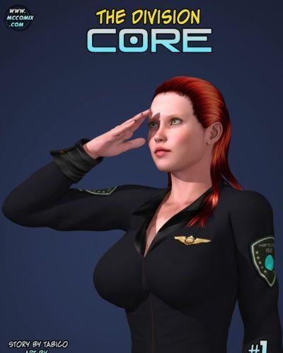 [McComix (Uzobono)] The Division - Core 1