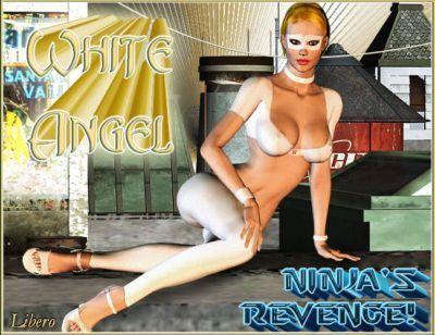 [Libero] White Angel in Ninja