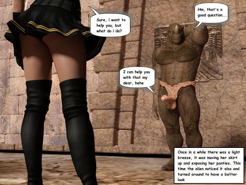 Impure – Supergirl Sarah - part 2