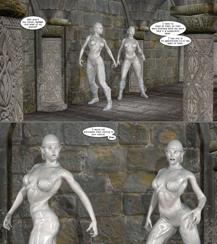 [Tecknophyle] Enchantress - The Wand (Complete) - part 7