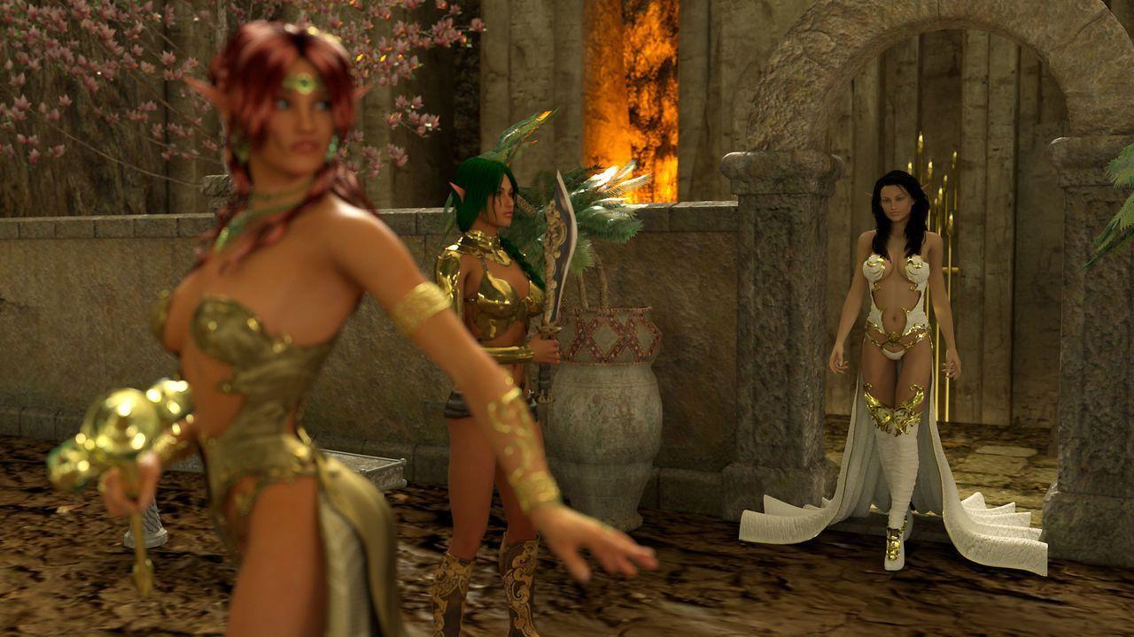 3DZen – The Chronicles Of Dun\'ragon III - part 6