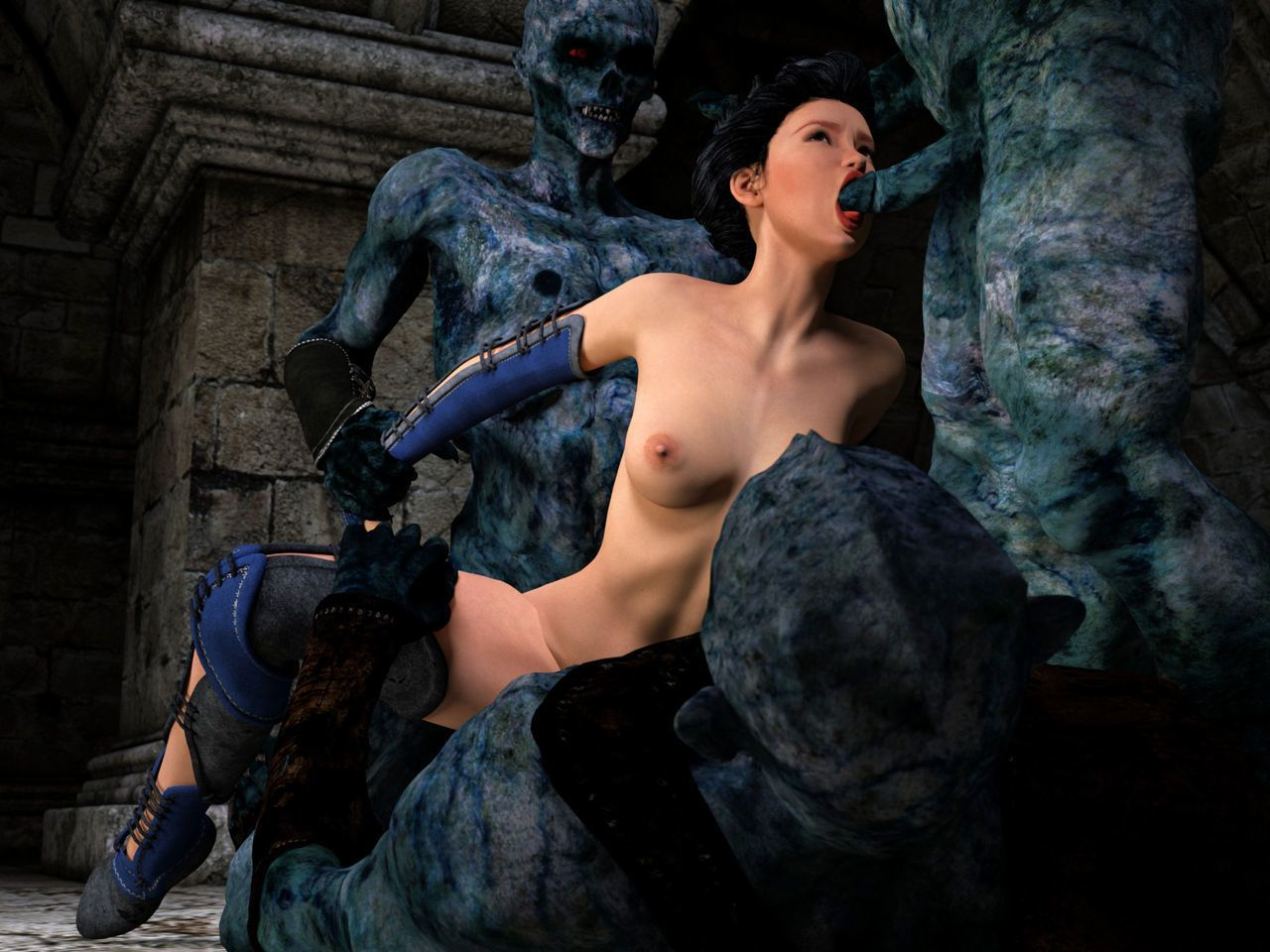 Download golem 3d sex video nude photos