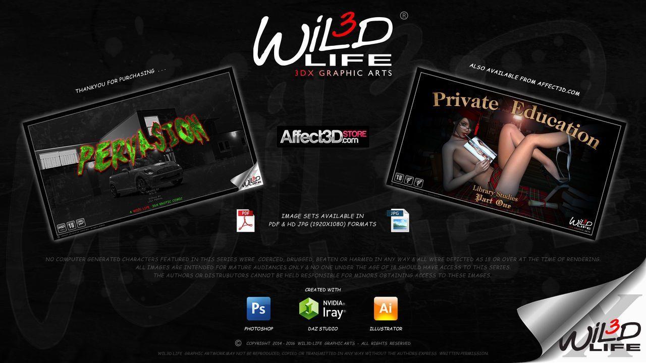 Wil3D Life – Pervasion - part 4
