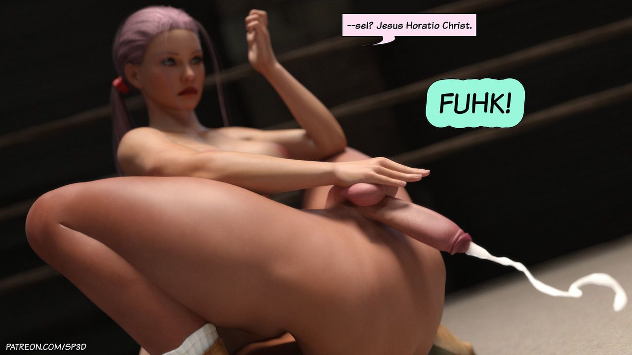 [Squarepeg3D] The F.U.T.A. Prologue - Bunny Markes vs Virginia Boudreaux - part 3