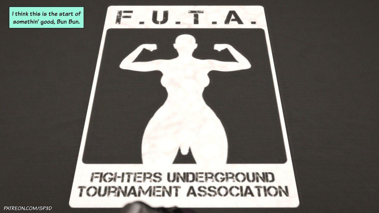 [Squarepeg3D] The F.U.T.A. Prologue - Bunny Markes vs Virginia Boudreaux - part 4