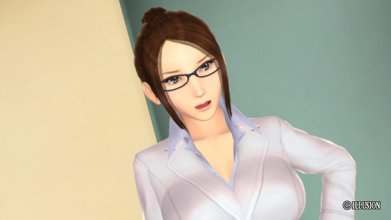 [Shiguma] Immoral Girls\' School [English] [J-Eye]