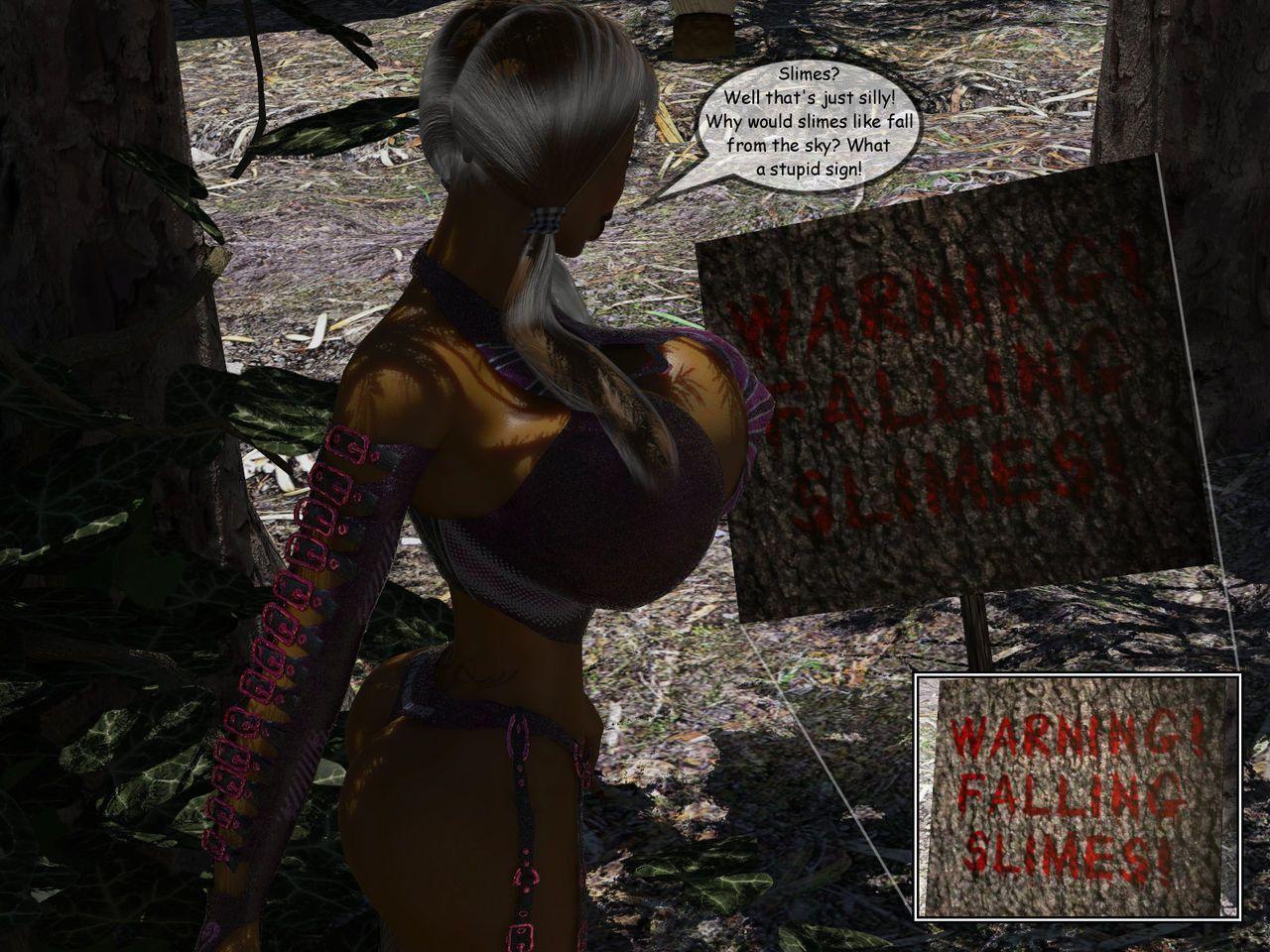 (phoenyxx] the bimbo next door - part 8