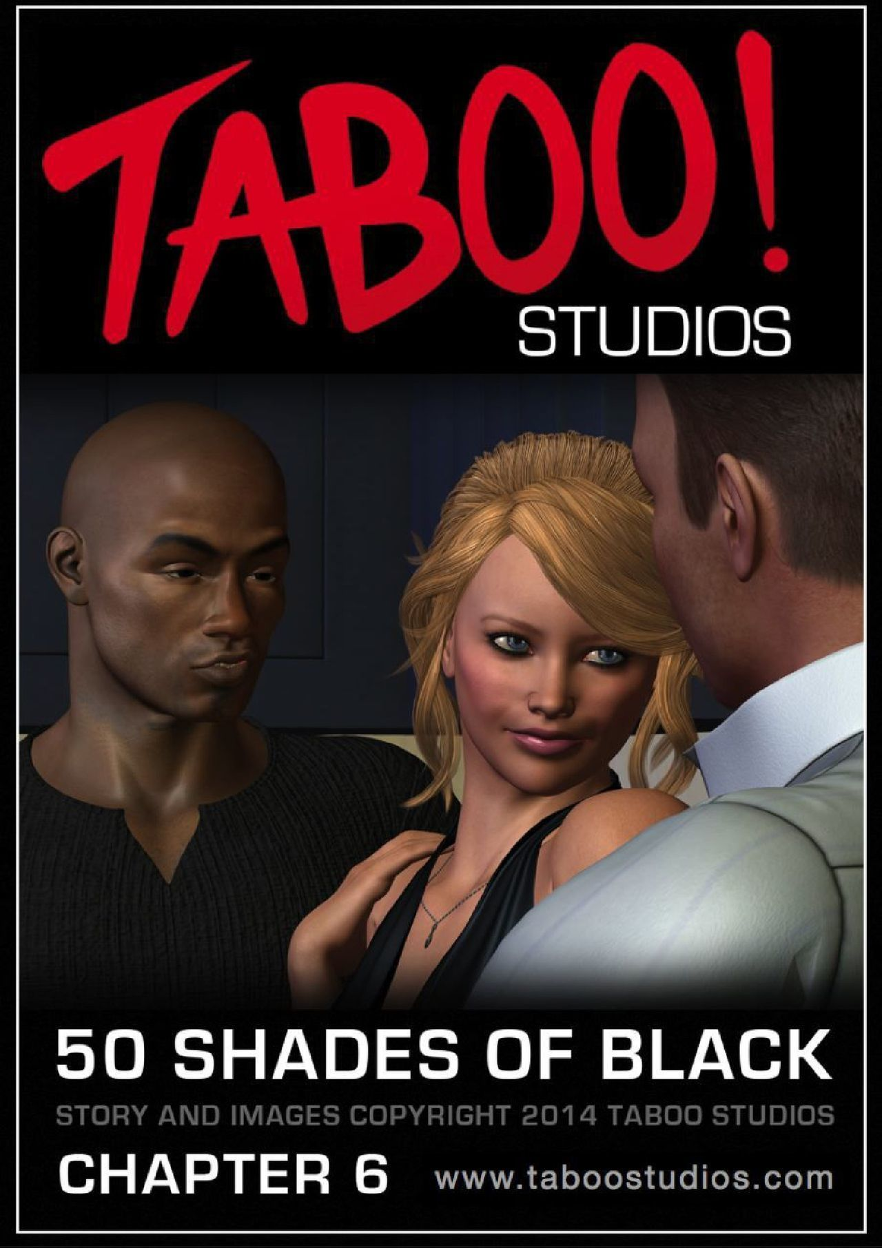 50 Shades of Black Chapter 6