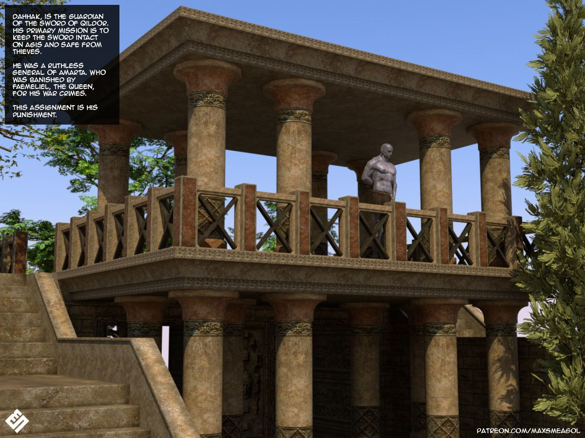 MaxSmeagol - The Cloud Temple