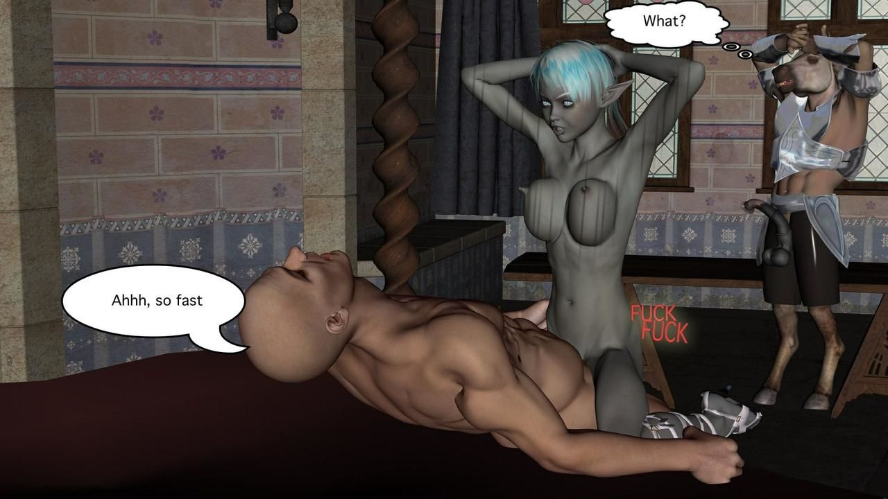 [Vger] The Sex Elf Quest - part 6