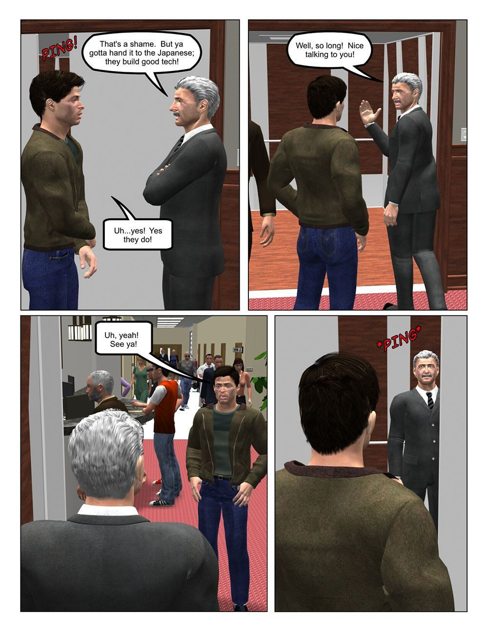 [Commotion22] The John Palmer Chronicles - part 5