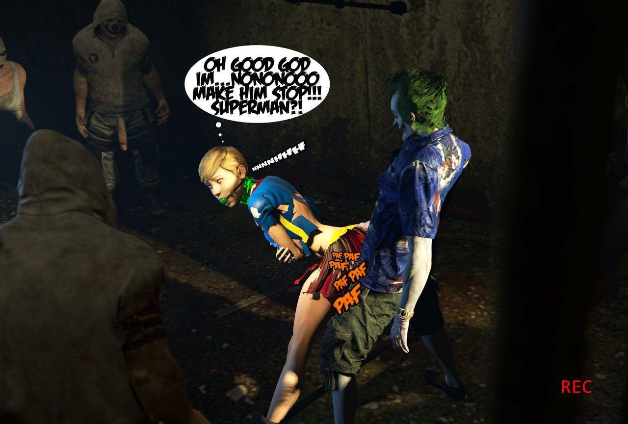 Supergirl The End (lenaid comic)
