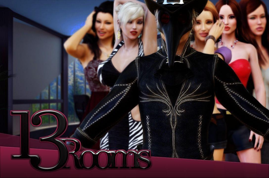 [SexAndGlory] 13 Rooms - Sex Scenes