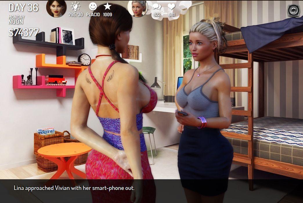 [SexAndGlory] Rommates - Part 1 - part 8